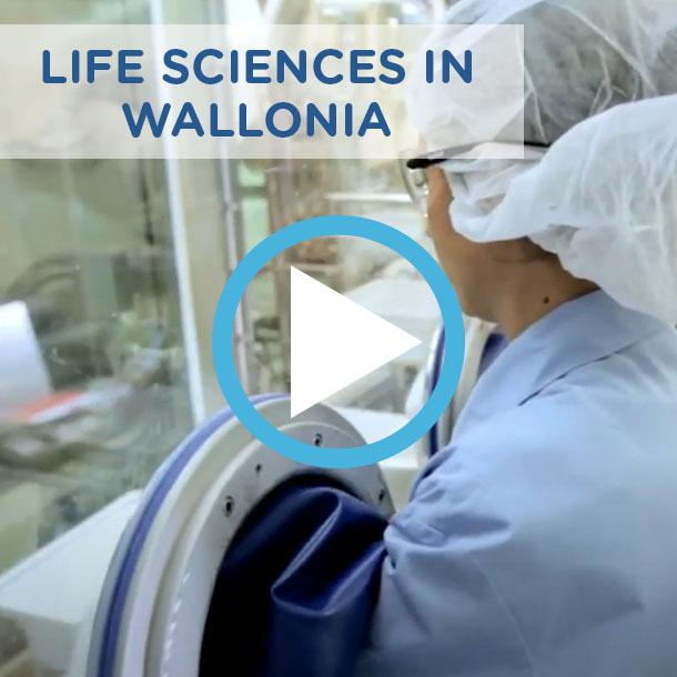Life sciences in Wallonia