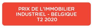 Prix immobilier Belgique