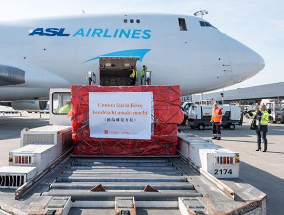 Liege Airport, meilleur aéroport cargo au  monde !
